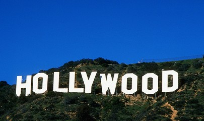 Hollywood, Los Angeles, California, USA --- Hollywood Sign --- Image by © Robert Landau/CORBIS