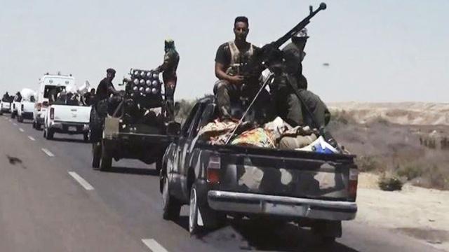 Iraq-militants
