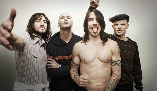 Red Hot Chili Peppers влезли в политику