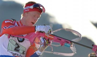 IBU Biathlon World Cup in Hochfilzen