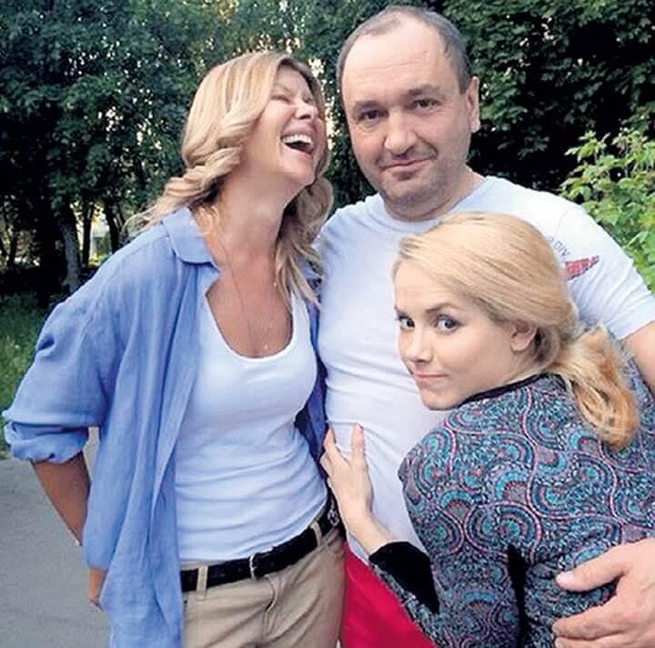 Юлия Михалкова Уральские пельмени в журнале Максим без