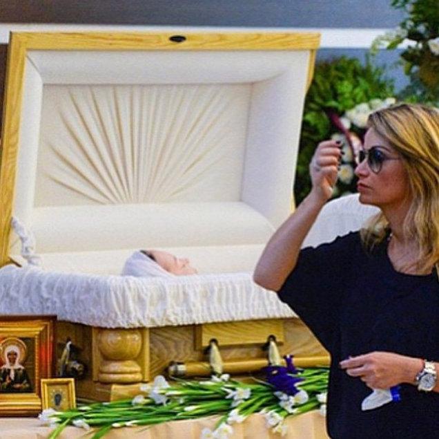 фото с похорон жанна фриске