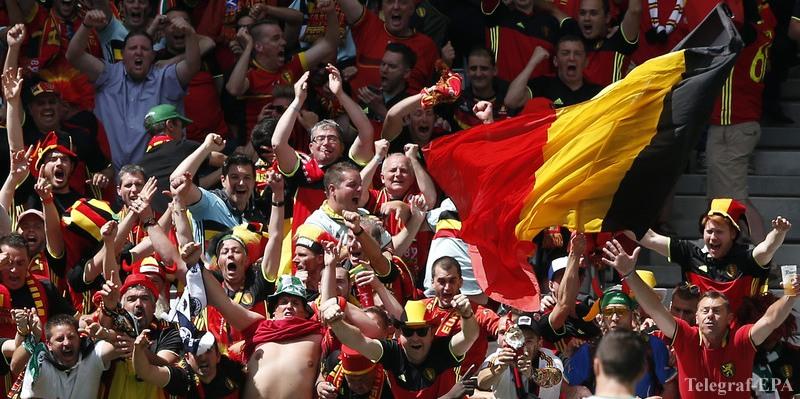 Group E Belgium vs Ireland