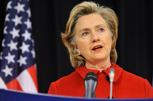 Hillary Rodham Clinton US Secretary of State
