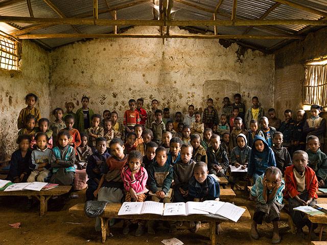 School Gambella Elementary School, Gambella, Ethiopia