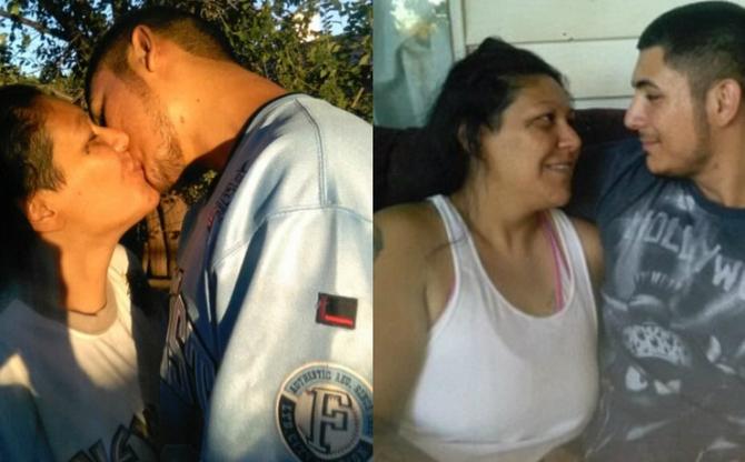 Свидео мать и сын 1 фотография