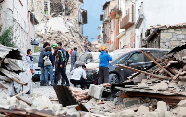В Италии новое землетрясение – толчки ощутили даже в Риме