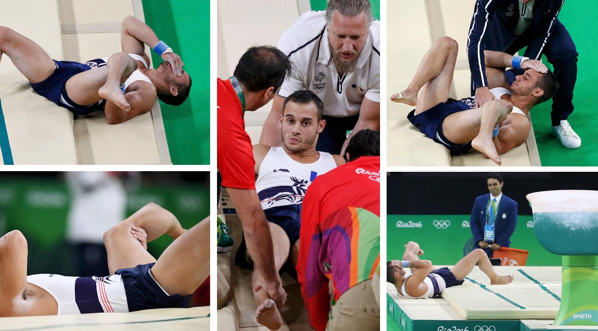 Смертельные травмы в легкой атлетике