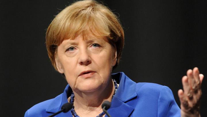 Меркель сделала туркам предупреждение