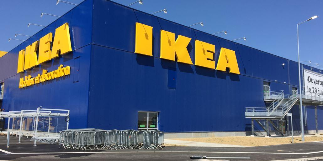 IKEA завершила фингод с рекордной выручкой