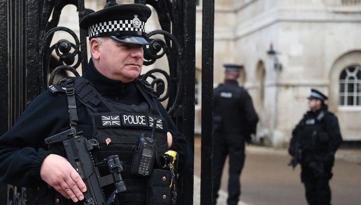 ВВеликобритании пятеро мужчин готовили теракт— милиция
