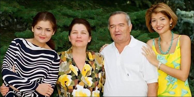 гульнара каримова лола каримова фото