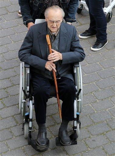 Germany Auschwitz  Trial