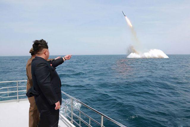 ВКорее произошел взрыв, ноне землетрясение— Геологическая служба США