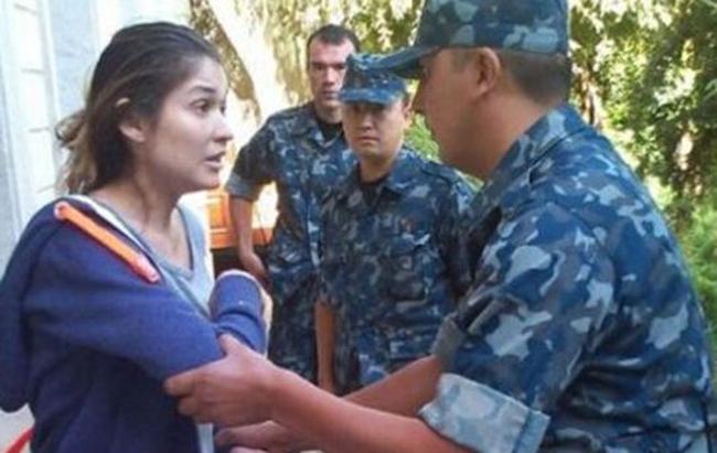 Uzbek princess Gulnara Karimova   Daily Mail Online