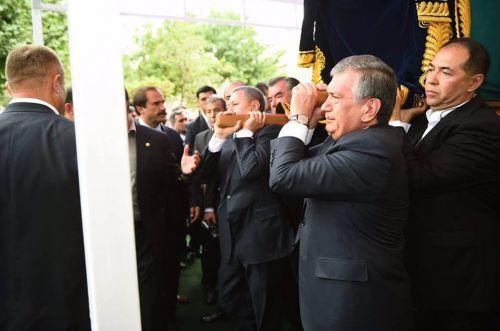 Вашингтон: Узбекистан нацелен настабильность вотношениях