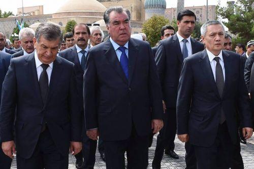 Путин побеседовал свозможным преемником Каримова