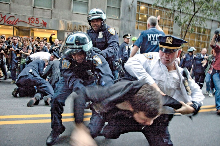 the polis vs modern american democracy