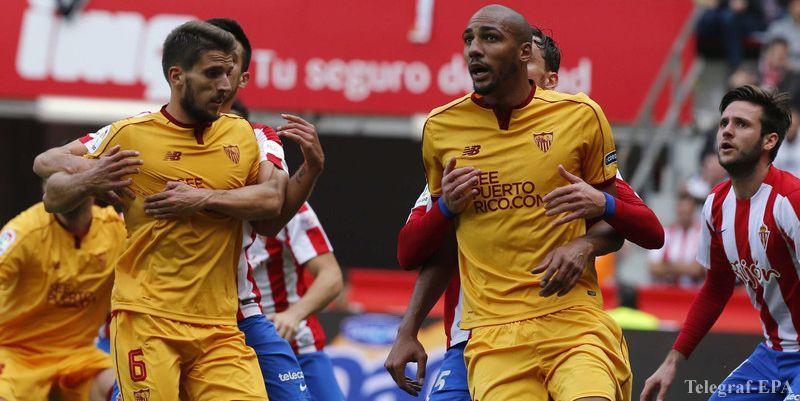 Sporting Gijon vs. Sevilla