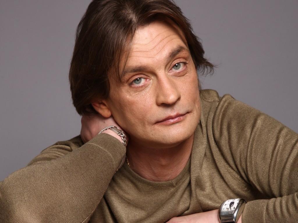 Александр Домогаров. Студийная съемка. 4 декабря 2008 г.