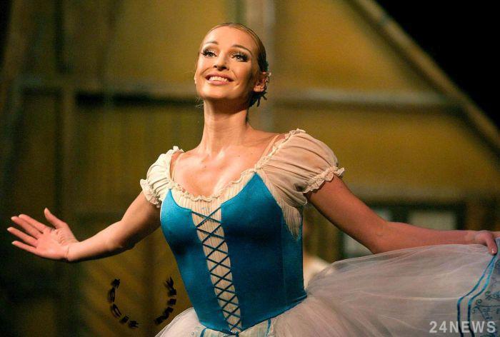непристойные фото балерин