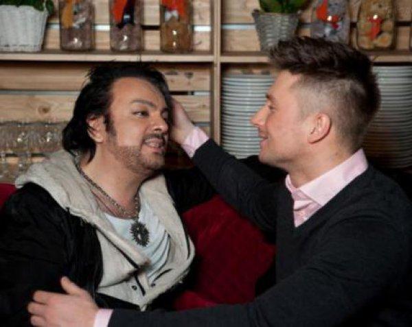 Отечественные артисты гомосексуалисты