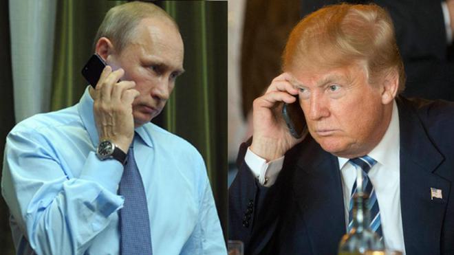 Putin-Tramp