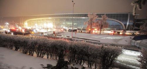 APTOPIX Russia Airport Blast