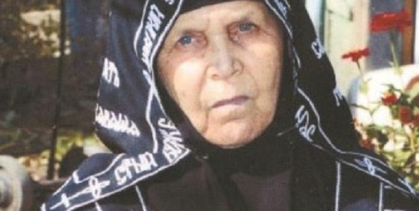 схимонахиня Нина