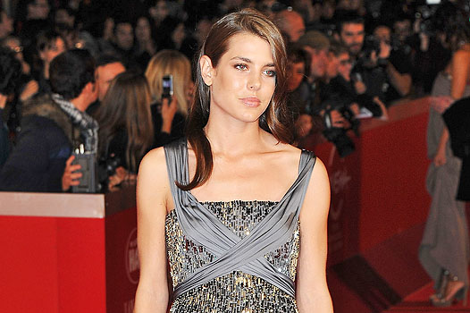 ROME - OCTOBER 30:  Charlotte Casiraghi attends the