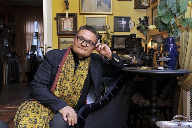 Александр васильев историк моды сексуальная ориентация