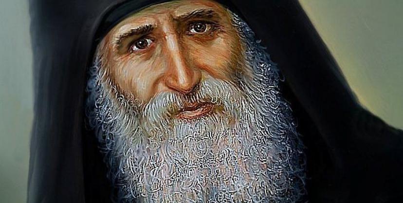 схимонах Паисий