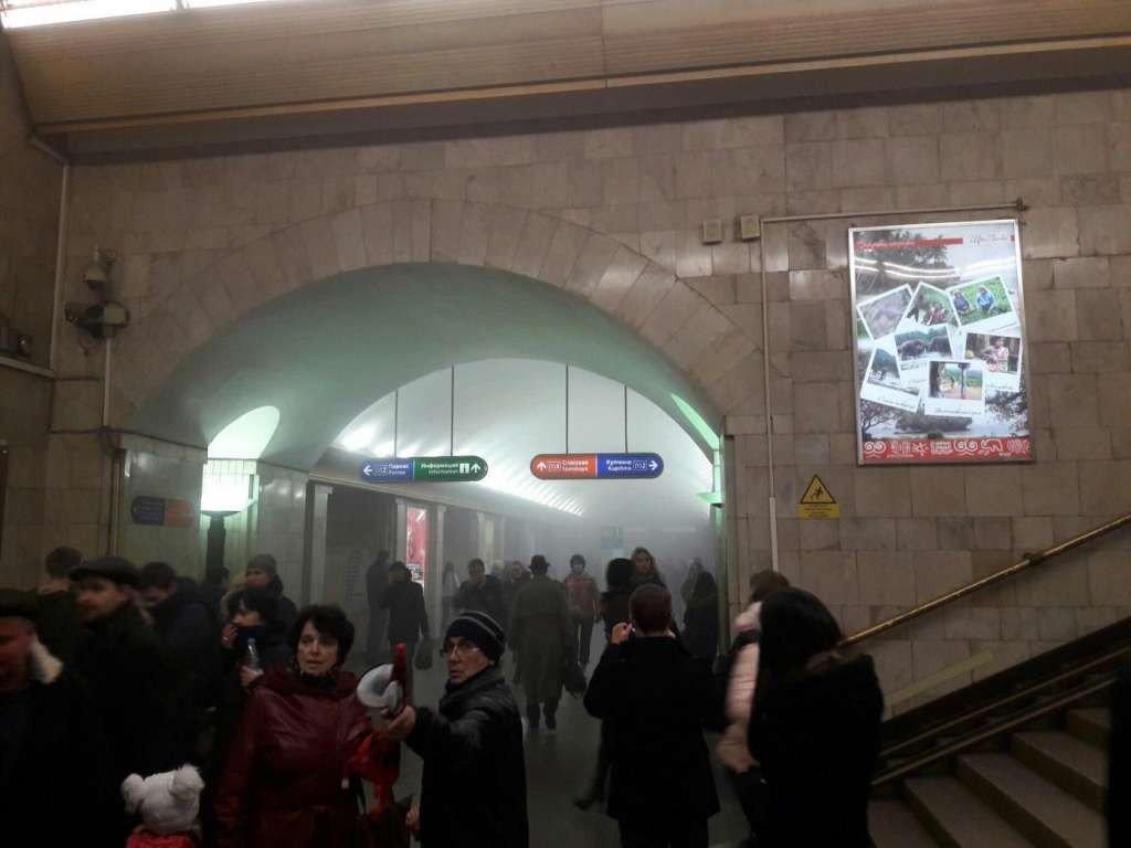 Metro S.Pietroburgo