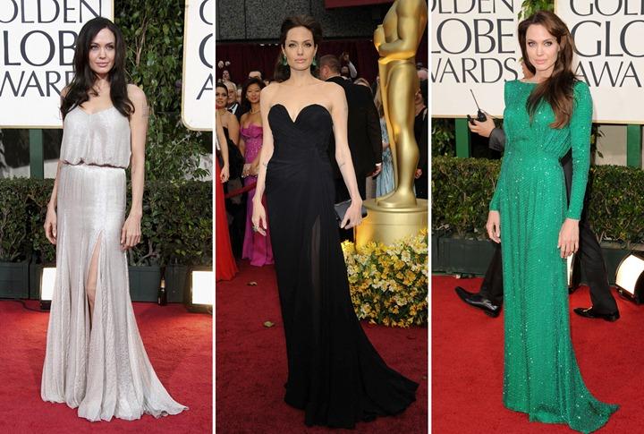 Голливудские звезды фото платья