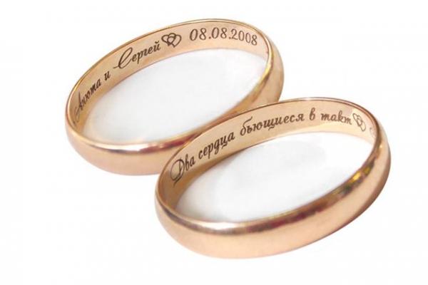 Обручальное кольцо как выбрать приметы