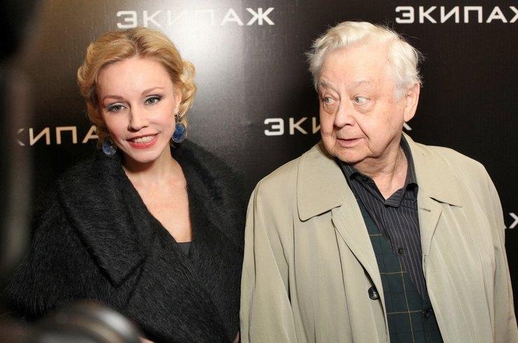 Жена Антона Табакова - Жизнь звезд, звезды без макияжа
